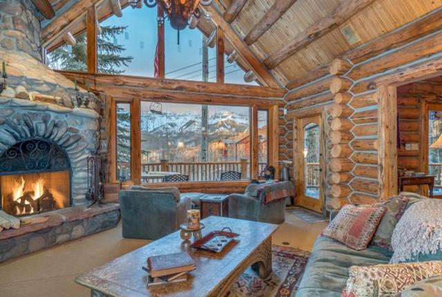 127 Hang Glider Drive, Mountain Village, CO 81435 (MLS #36688) :: Nevasca Realty