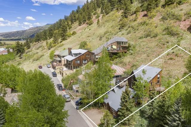 463 W Dakota Avenue, Telluride, CO 81435 (MLS #36717) :: Telluride Properties