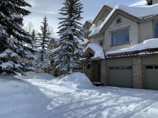 115 Aspen Ridge Drive 4 CC & GG, Mountain Village, CO 81435 (MLS #36752) :: Telluride Properties