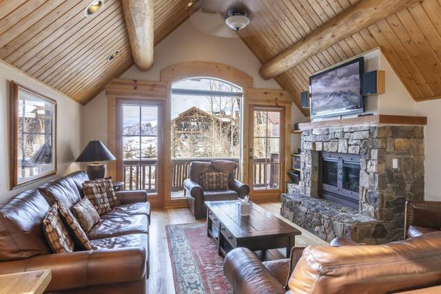 111 Sunny Ridge Place #111, Mountain Village, CO 81435 (MLS #36810) :: Telluride Real Estate Corp.
