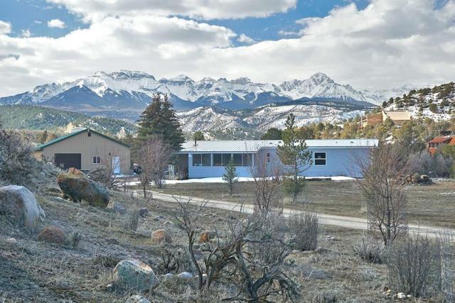 24761 Us-550, Ridgway, CO 81432 (MLS #36844) :: Telluride Properties