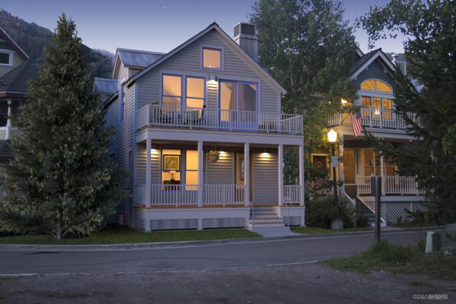 A-1 Depot Avenue, Telluride, CO 81435 (MLS #36853) :: Nevasca Realty