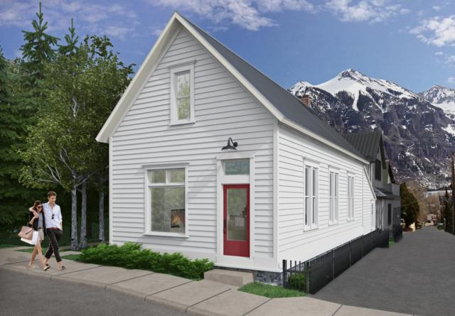 120-A N Fir Street West (A), Telluride, CO 81435 (MLS #36858) :: Telluride Properties