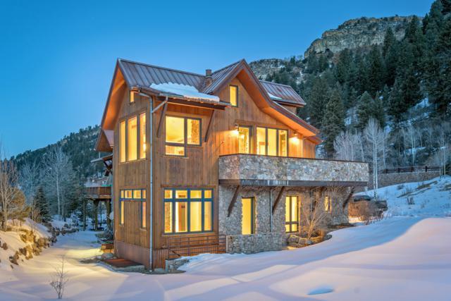 200 S Sunset Ridge Drive, Telluride, CO 81435 (MLS #36885) :: Telluride Properties