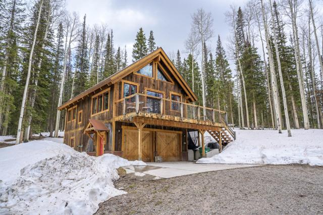 63 Sunrise Circle, Telluride, CO 81435 (MLS #37052) :: Telluride Properties