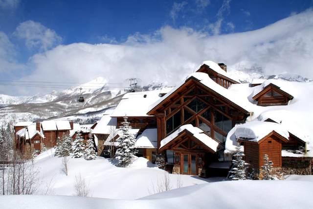 457 Mountain Village Boulevard 4207 & 4209, Mountain Village, CO 81435 (MLS #37142) :: Telluride Properties