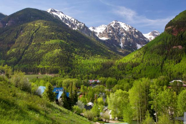 TBD E Gregory 11A And 7, Telluride, CO 81435 (MLS #37174) :: Nevasca Realty