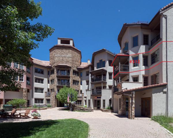 622 Mountain Village Boulevard #312, Mountain Village, CO 81435 (MLS #37315) :: Telluride Properties