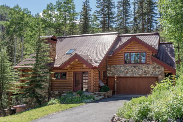 105 Cabins Lane, Mountain Village, CO 81435 (MLS #37419) :: Coldwell Banker Distinctive Properties