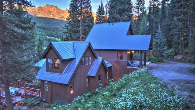 1018 S Trout Lake, Ophir, CO 81426 (MLS #37431) :: Telluride Real Estate Corp.