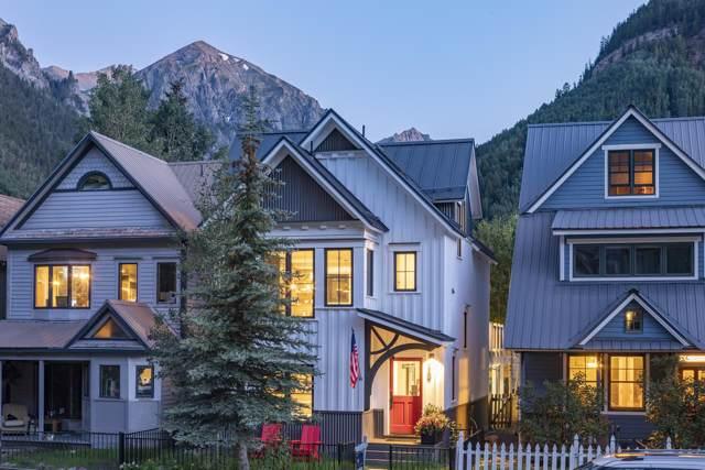 520 E Columbia Avenue, Telluride, CO 81435 (MLS #37440) :: Coldwell Banker Distinctive Properties