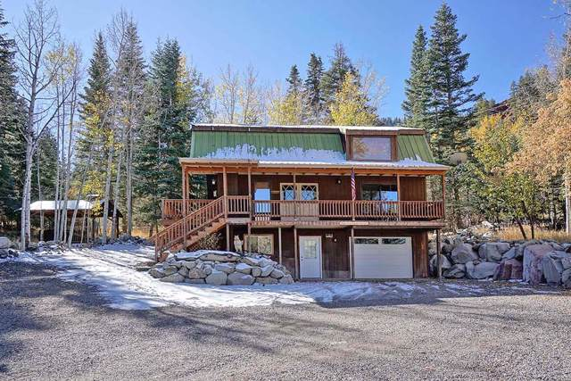 25 Chipmunk Place, Ouray, CO 81427 (MLS #37448) :: Telluride Real Estate Corp.