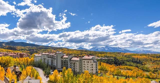 136 Country Club Drive #523, Mountain Village, CO 81435 (MLS #37457) :: Telluride Properties