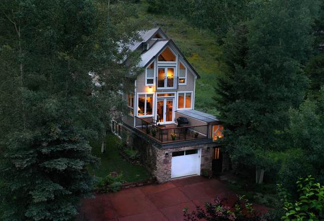 505 Curtis Drive, Telluride, CO 81435 (MLS #37605) :: Compass