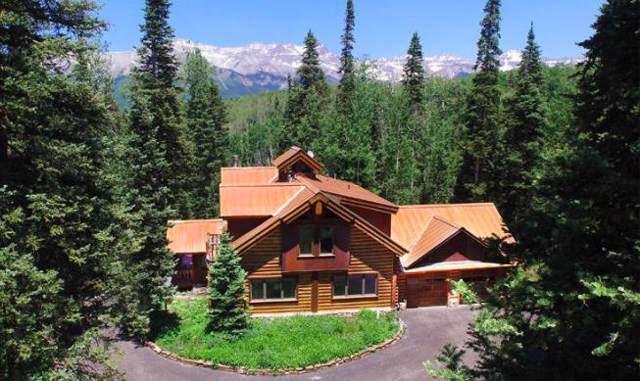 687 Fox Farm Road, Telluride, CO 81435 (MLS #37623) :: Telluride Real Estate Corp.