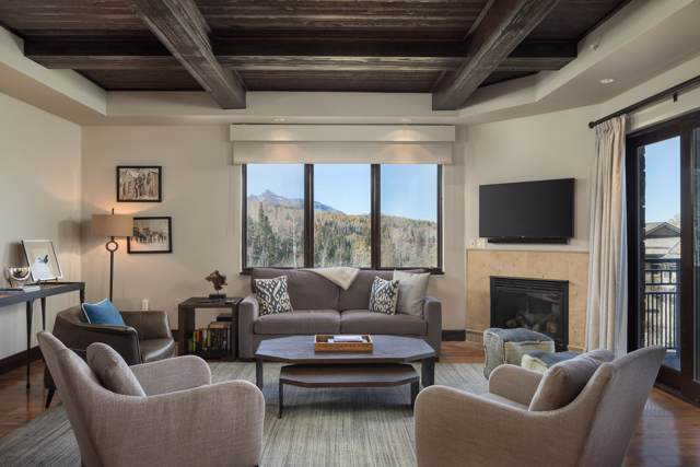 118 Lost Creek Lane 44/45, Mountain Village, CO 81435 (MLS #37651) :: Coldwell Banker Distinctive Properties