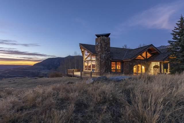 140 W Serapio Drive, Telluride, CO 81435 (MLS #37665) :: Telluride Properties