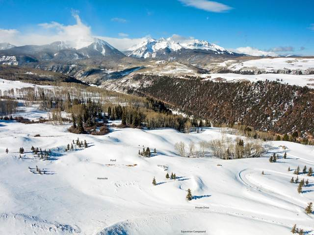 556A Victoria Point Drive #17, Telluride, CO 81435 (MLS #37668) :: Telluride Properties