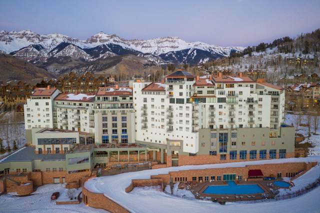 136 Country Club Drive #440, Mountain Village, CO 81435 (MLS #37669) :: Telluride Properties