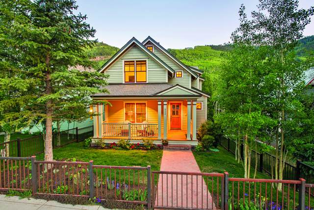 522 W Columbia Avenue, Telluride, CO 81435 (MLS #37694) :: Coldwell Banker Distinctive Properties
