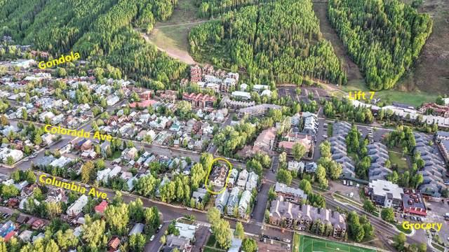 605 W Colorado Avenue C, Telluride, CO 81435 (MLS #37796) :: Telluride Properties