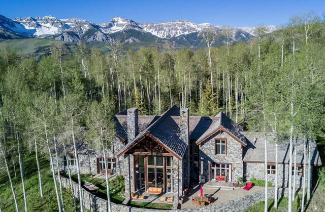 225 Touchdown Drive, Mountain Village, CO 81435 (MLS #37810) :: Coldwell Banker Distinctive Properties