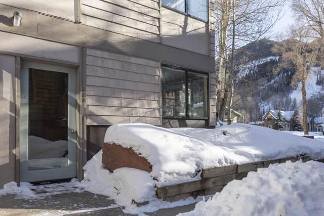 619 West Columbia Avenue Unit #133, Telluride, CO 81435 (MLS #37815) :: Telluride Properties