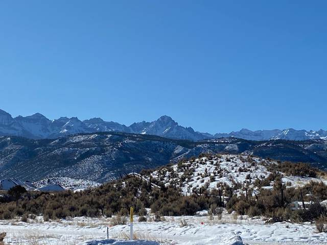 Lot 1 Sweetwater Drive #3, Ridgway, CO 81432 (MLS #37832) :: Telluride Properties