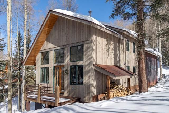 405 Silverglance Way, Rico, CO 81332 (MLS #37874) :: Telluride Properties