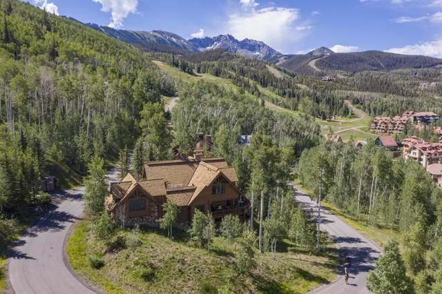 702 Mountain Village Boulevard, Mountain Village, CO 81435 (MLS #37897) :: Compass