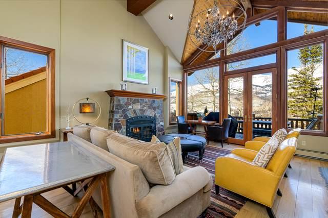 210 Sunny Ridge Place #20, Mountain Village, CO 81435 (MLS #37947) :: Telluride Properties