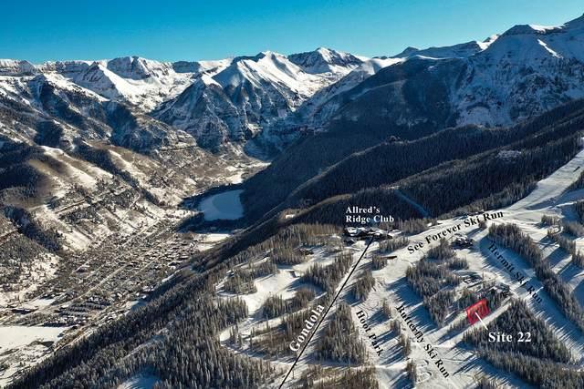 unit 22 The Ridge, Mountain Village, CO 81435 (MLS #37973) :: Coldwell Banker Distinctive Properties