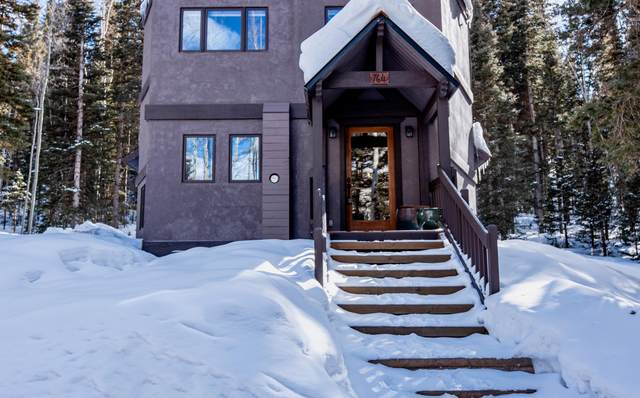 764 Fox Farm Road, Telluride, CO 81435 (MLS #38022) :: Coldwell Banker Distinctive Properties