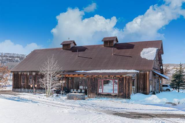 77 Birdsong Lane, Montrose, CO 81403 (MLS #38171) :: Telluride Properties