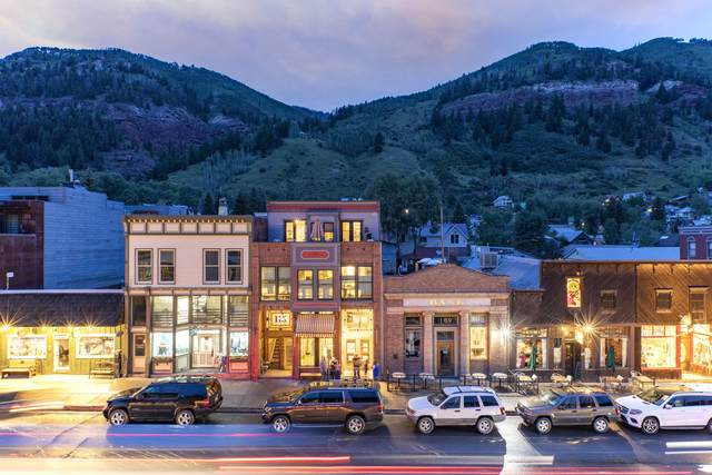 115 W Colorado Avenue, Telluride, CO 81435 (MLS #38195) :: Compass
