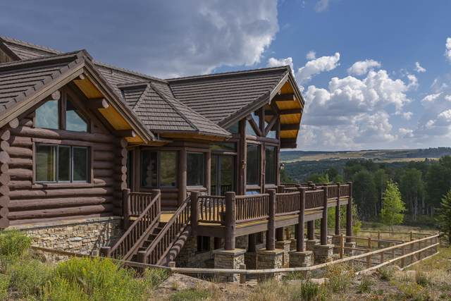 192 Top Of The World Drive, Placerville, CO 81430 (MLS #38431) :: Compass