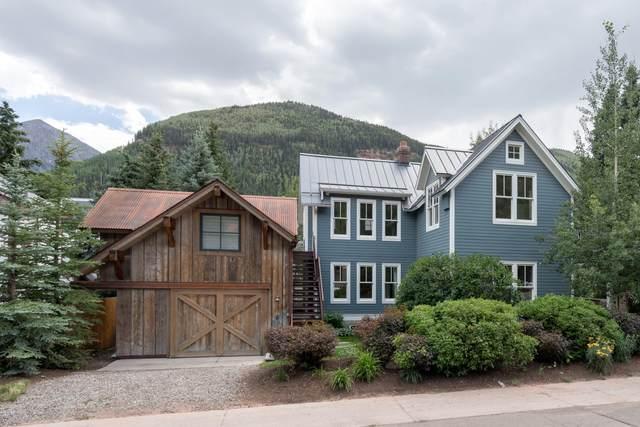 130 N Spruce Street, Telluride, CO 81435 (MLS #38553) :: Compass