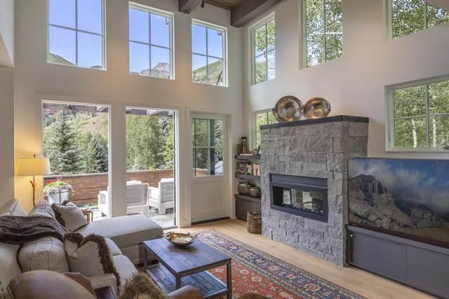 461 S Pine Street, Telluride, CO 81435 (MLS #38574) :: Telluride Properties