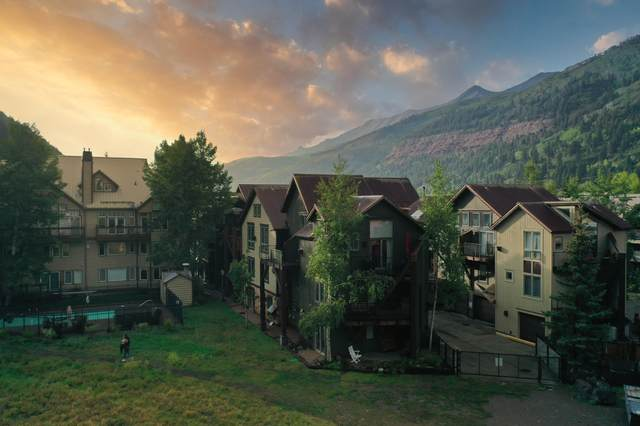 Address Not Published, Telluride, CO 81435 (MLS #38622) :: Telluride Properties