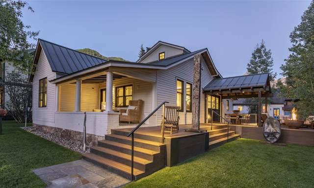 222 S Oak Street, Telluride, CO 81435 (MLS #38681) :: Compass