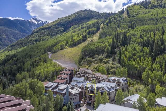 398 S Davis Street West 302, Telluride, CO 81435 (MLS #38769) :: Telluride Properties