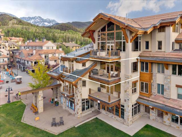 560 Mountain Village Boulevard #302, Mountain Village, CO 81435 (MLS #38783) :: Telluride Real Estate Corp.