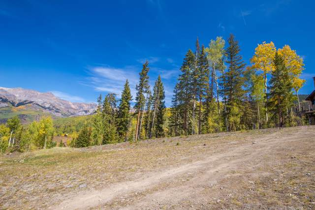 TBD Stonegate Drive #12, Mountain Village, CO 81435 (MLS #38792) :: Compass