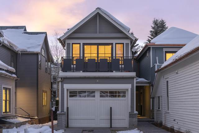 225 S Oak Street C, Telluride, CO 81435 (MLS #39008) :: Telluride Properties