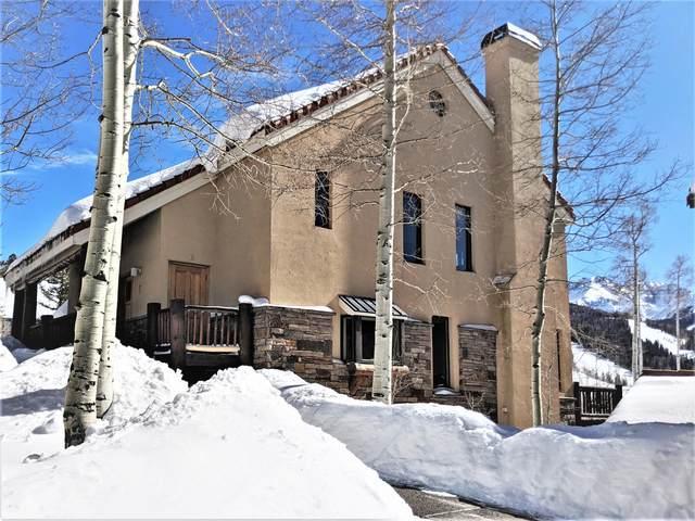 210 Sunny Ridge Place #22, Mountain Village, CO 81435 (MLS #39022) :: Telluride Standard