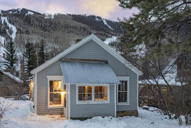 524 W Galena Avenue, Telluride, CO 81435 (MLS #39068) :: Telluride Real Estate Corp.