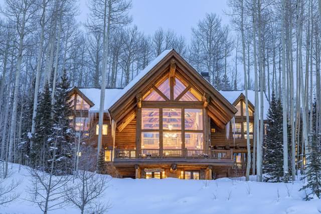 414 Benchmark Drive, Mountain Village, CO 81435 (MLS #39185) :: Telluride Standard