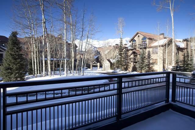 118 Lost Creek Lane #20, Mountain Village, CO 81435 (MLS #39190) :: Compass