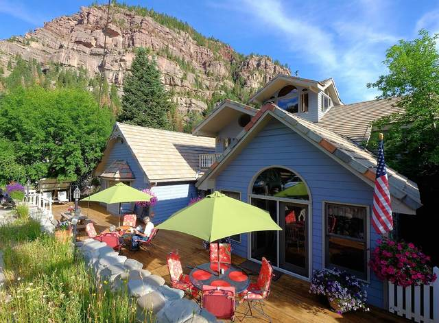 118 6th Avenue, Ouray, CO 81427 (MLS #39196) :: Compass