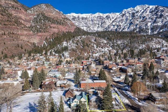 118 6th Avenue, Ouray, CO 81427 (MLS #39197) :: Telluride Real Estate Corp.